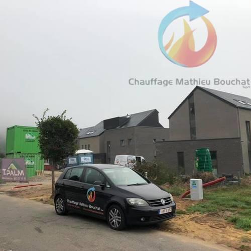 Chauffage Bouchat - Nos réalisations